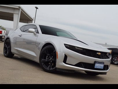 Certified 2019 Chevrolet Camaro Coupe w/ Technology Package - 549051161