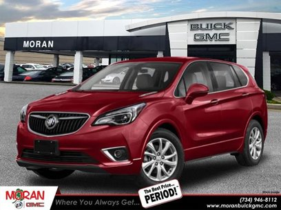 New 2020 Buick Envision AWD Essence - 536266794