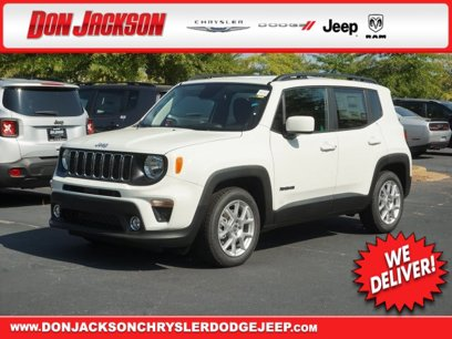 New 2019 Jeep Renegade FWD Latitude - 530579952