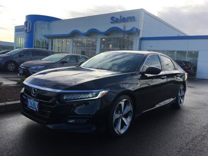 Certified 2018 Honda Accord 2.0T Touring - 540521310