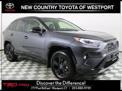 Certified 2019 Toyota RAV4 AWD XSE Hybrid - 546438939