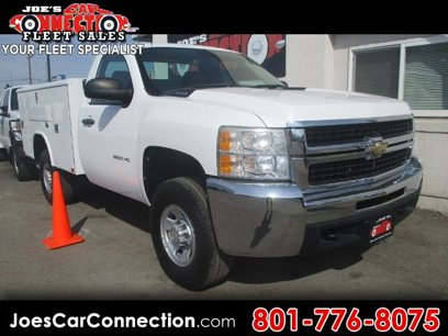 Used 2010 Chevrolet Silverado 3500 2WD Regular Cab - 494773488