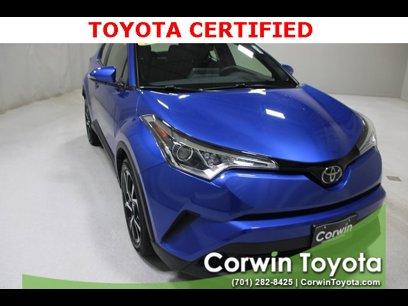Certified 2019 Toyota C-HR XLE - 542830053