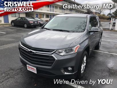 Used 2019 Chevrolet Traverse FWD LT - 547062359