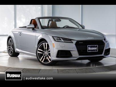 New 2020 Audi TT 2.0T Roadster - 543942560