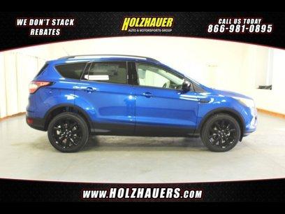 New 2018 Ford Escape FWD SEL - 499090745