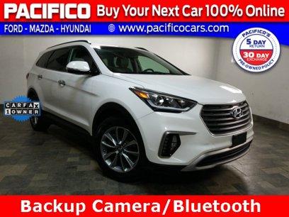 Used 2017 Hyundai Santa Fe SE - 546456765