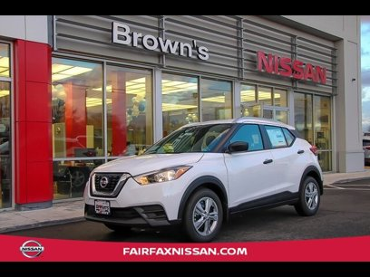 New 2019 Nissan Kicks S - 539734471