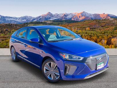 New 2019 Hyundai Ioniq Hybrid Limited w/ Ultimate Pkg - 497229344