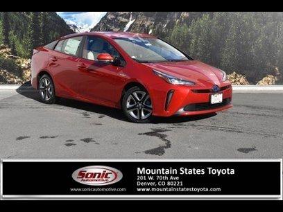 New 2020 Toyota Prius - 546314396