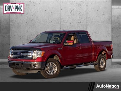 Used 2014 Ford F150 Lariat - 569070735