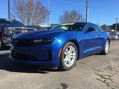 New 2019 Chevrolet Camaro Coupe - 499398200