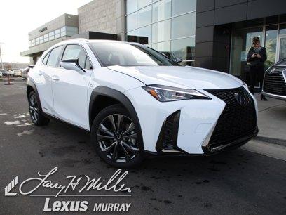 New 2020 Lexus UX 250h F Sport w/ Premium Package - 539882683