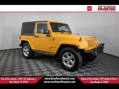 Used 2013 Jeep Wrangler Sahara - 544864396