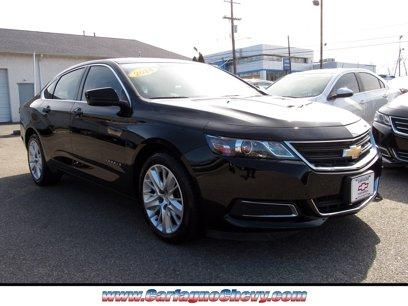 Certified 2018 Chevrolet Impala LS w/ 1LS - 544999604