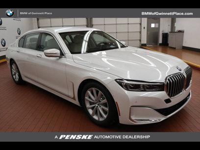 New 2020 BMW 745e xDrive - 520788573