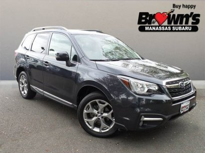 Certified 2018 Subaru Forester 2.5i Touring - 564089255