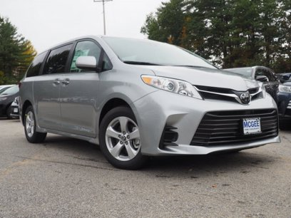 New 2020 Toyota Sienna LE - 529671956