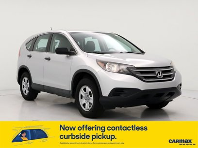 Used 2014 Honda CR-V FWD LX - 569326094
