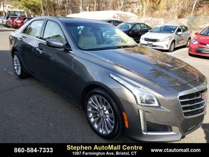 Used 2016 Cadillac CTS Luxury AWD Sedan - 543266942