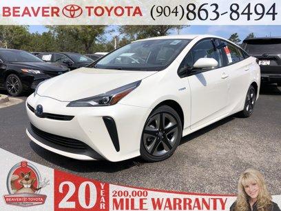 New 2020 Toyota Prius - 547781228