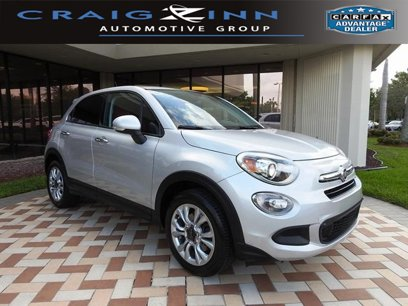 Used 2016 FIAT 500X FWD Easy - 565786453