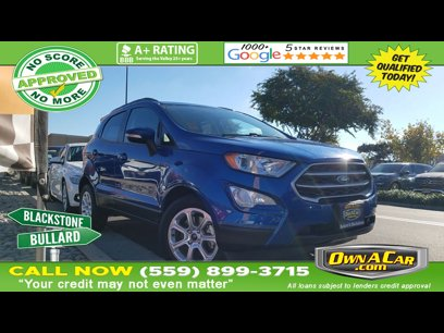 Used 2019 Ford EcoSport FWD SE - 568873039