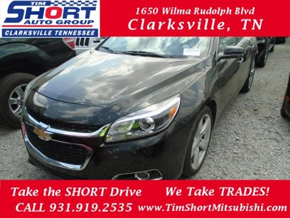 Used 2015 Chevrolet Malibu LTZ - 548958382