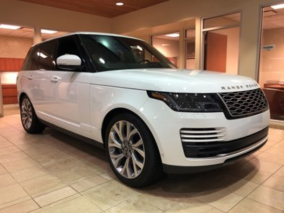 New 2019 Land Rover Range Rover HSE - 509420310