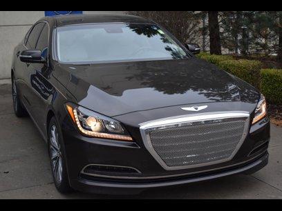 Used 2015 Hyundai Genesis 3.8 - 541349033