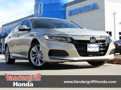 Certified 2018 Honda Accord 1.5T LX - 569829393