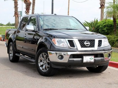 Used 2019 Nissan Frontier SL - 563100187