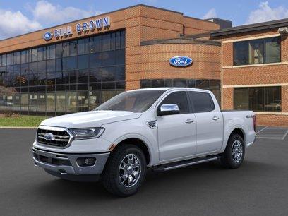 New 2020 Ford Ranger Lariat - 536387938