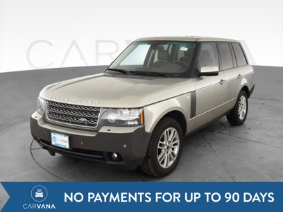 Used 2010 Land Rover Range Rover HSE - 548988829