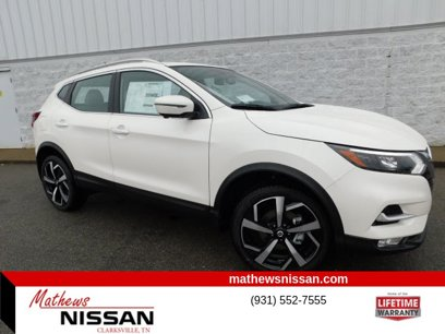 New 2020 Nissan Rogue Sport FWD w/ Premium Package - 547551377