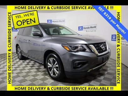 Used 2017 Nissan Pathfinder SV - 568448521