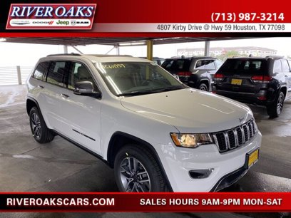 New 2021 Jeep Grand Cherokee 2WD Limited - 567587230