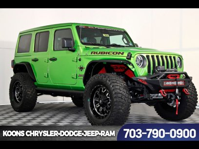 New 2019 Jeep Wrangler 4WD Unlimited Rubicon - 543763166