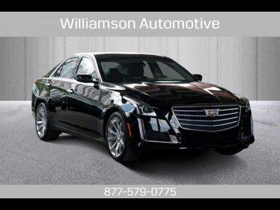 New 2019 Cadillac CTS Premium Luxury Sedan - 514333921
