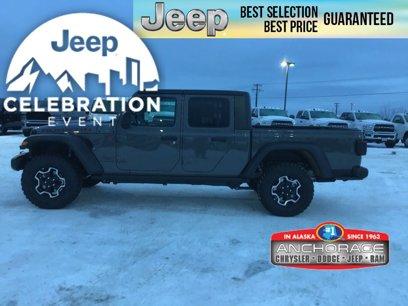 New 2020 Jeep Gladiator Rubicon - 544730160