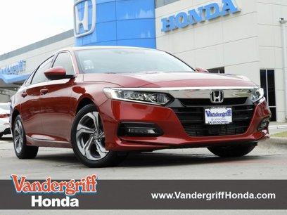 Certified 2020 Honda Accord 1.5T EX - 566601628