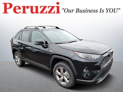 New 2020 Toyota RAV4 AWD Limited Hybrid - 534186248