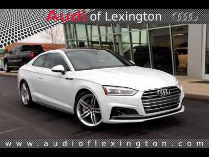 New 2019 Audi A5 2.0T Prestige Coupe - 504579463