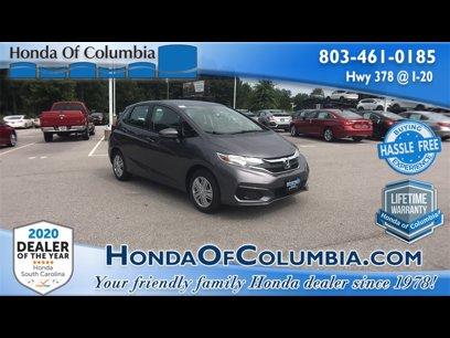 New 2020 Honda Fit LX - 562573019