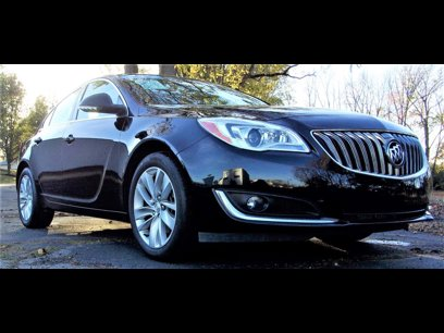 Certified 2017 Buick Regal Premium - 558236750