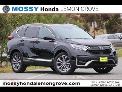 New 2020 Honda CR-V AWD Touring Hybrid - 546731248