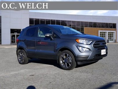 Certified 2018 Ford EcoSport 4WD SE - 535301289