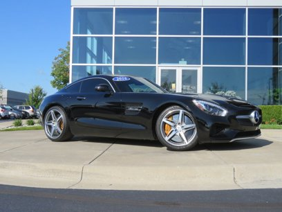 Certified 2016 Mercedes-Benz AMG GT S Coupe - 528183148
