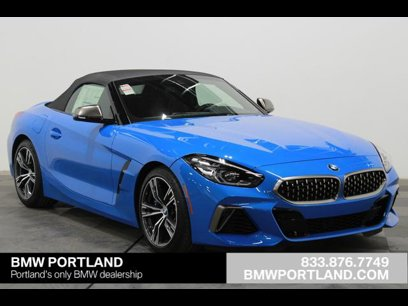 New 2020 BMW Z4 M40i - 519748229