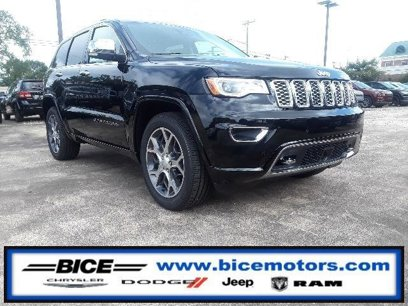 New 2019 Jeep Grand Cherokee Overland - 520686955